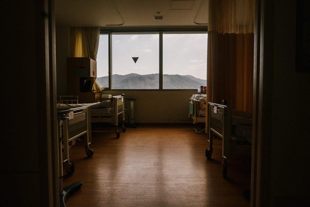 Chorareii_hospital diary chapter 2_TimotheeLambrecq_hospitalroom