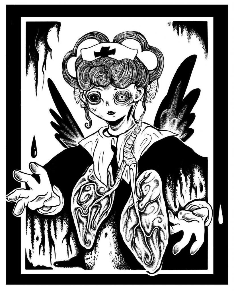chorareii_amy_brereton_illustration_comic_hypochondria