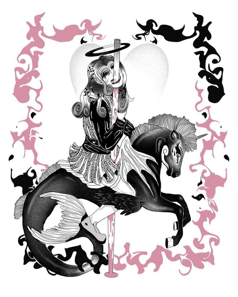 chorareii_amy_brereton_illustration_comic_merrygoround