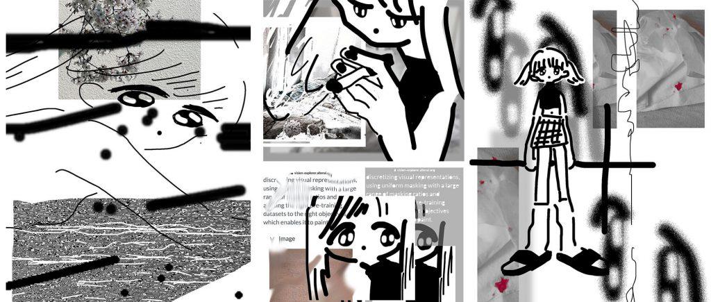 chorareii_asumi_kono_illustration_collage