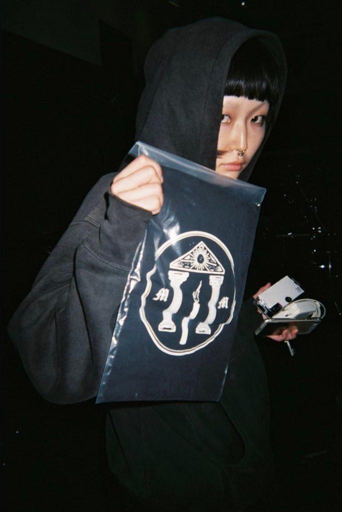 chorareii_msmachine_album_mako_merchandising_logo