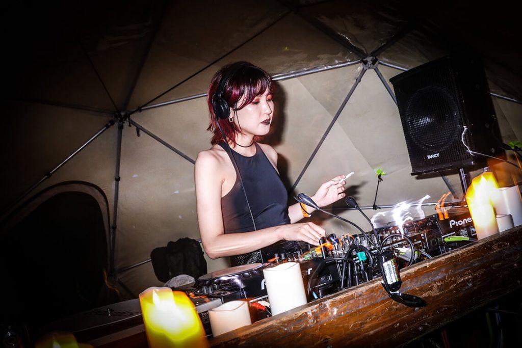 chorareii_slick_rave_party_marisakurai_DJ