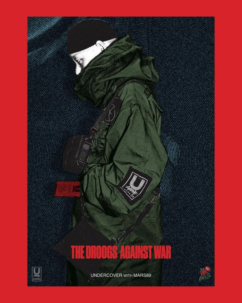 chorareii_mars89_undercover_collection_thedroogsagainstwar