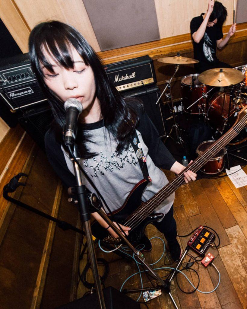 chorareii_soiledhate_powerviolence_hazuki_bass_sings