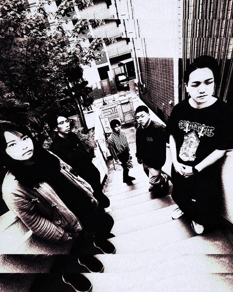 chorareii_soiledhate_powerviolence_katsukimitsuhashi_bandphoto