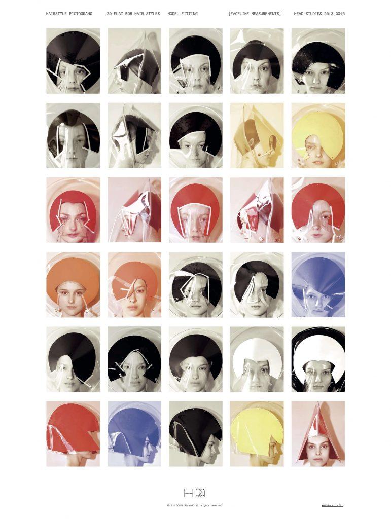 chorareii_tomihirokono_wigs_junyawatanabe_commedesgarcons_headprops