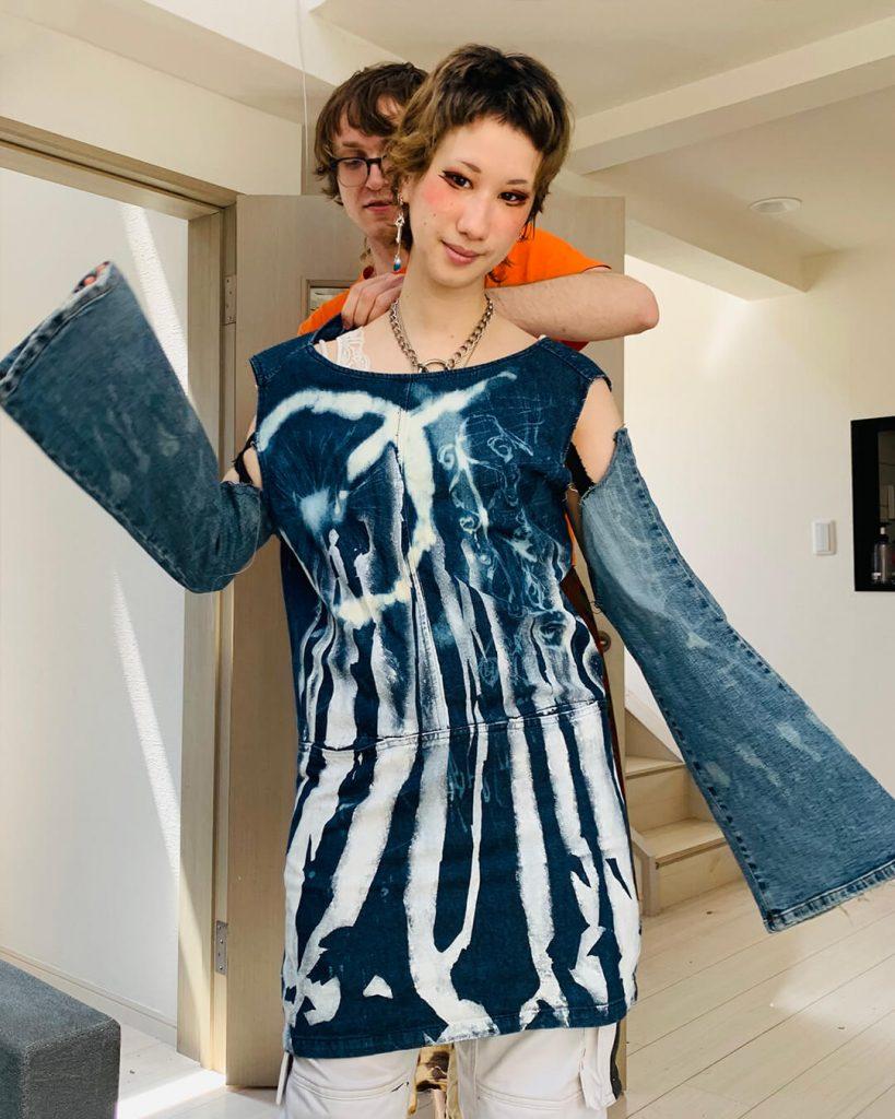 chorareii_felixidle_clothes_upcycling_setsu_dress