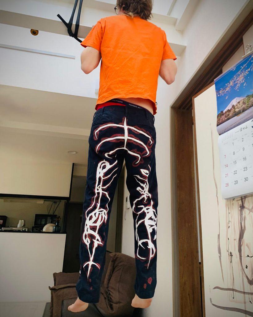 chorareii_felixidle_clothes_upcycling_setsu_pants_back