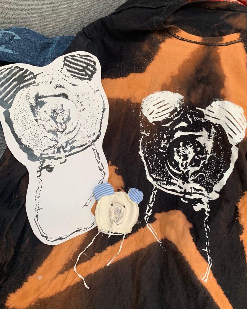 chorareii_felixidle_clothes_upcycling_setsu_teddybearprint