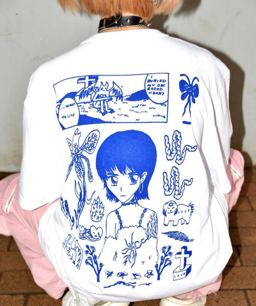 chorareii_nakanomasato_illustration_paintings_tshirt