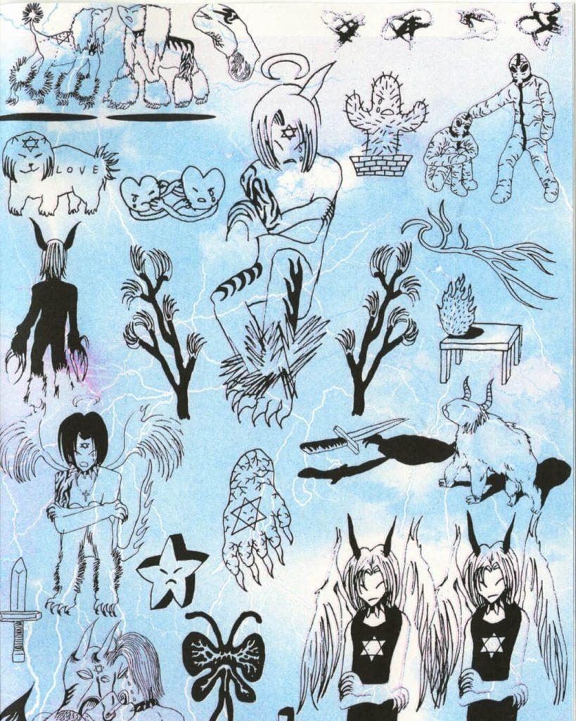 chorareii_nakanomasato_illustration_paintings_drawings